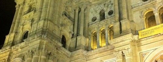 Catedral de Málaga is one of Nuestro Top 10 de lugares favoritos en Málaga..