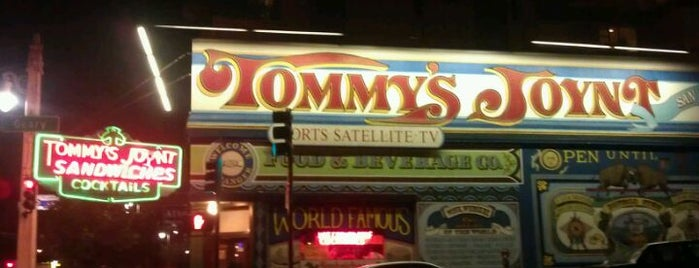 Tommy's Joynt is one of Great City By The Bay - San Francisco, CA #visitUS.