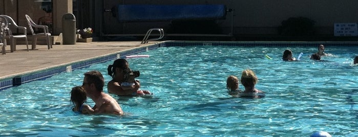 Sunland Pool is one of my places.