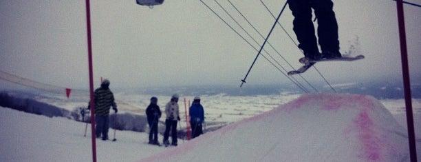 富良野スキー場 北の峰ゾーン is one of スキー場.