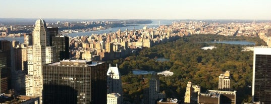 Top of The Rock Observation Deck is one of Best Places to Check out in United States Pt 7.