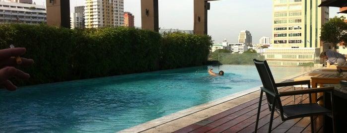 VIE Hotel Bangkok is one of Getaway   Hotel.