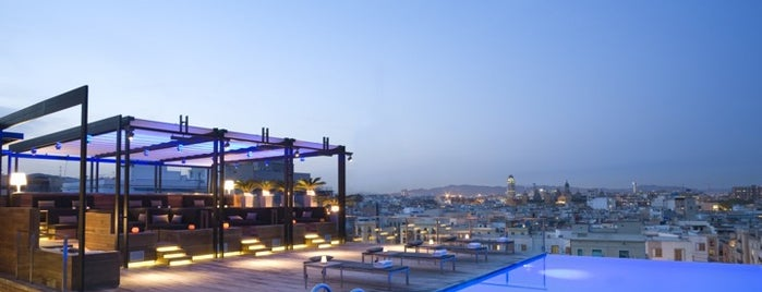 Sky Bar is one of Terrazas Barcelona.