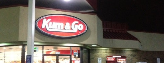 Kum & Go is one of Gas Stations.
