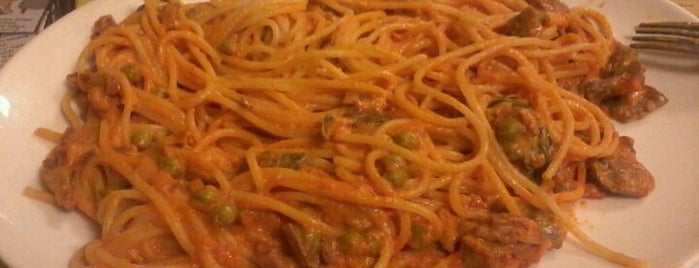 Spaghetti Notte is one of preferiti.