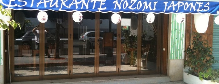 Restaurante Japones Nozomi is one of Top 10 cocina internacional en Torremolinos.