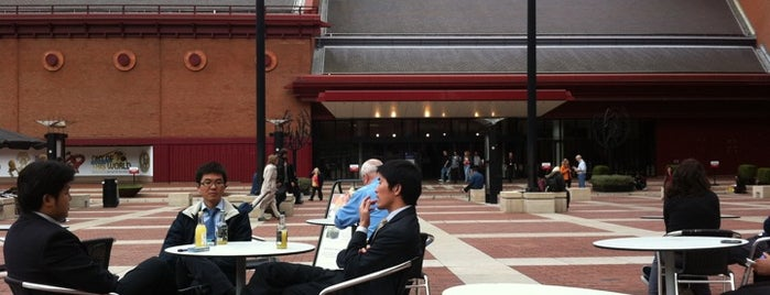 British Library is one of London as a local.