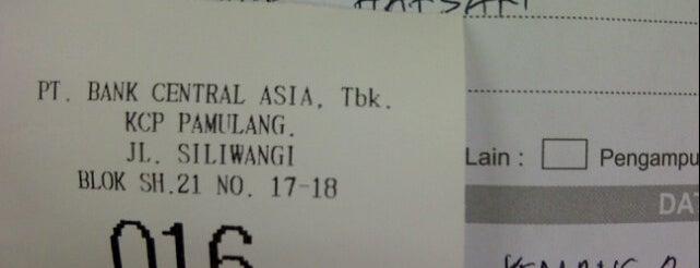 BCA Pamulang is one of Places in Pamulang. Tangerang..