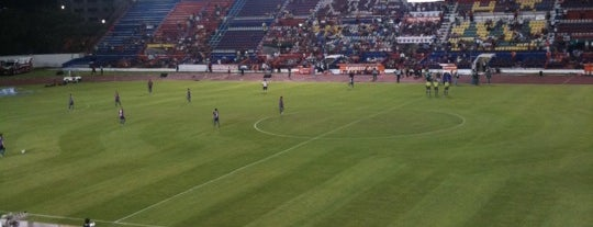 Estadio Olímpico Andrés Quintana Roo is one of Cancún's Sports.