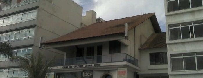 Casa de Cultura Laura Alvim is one of Teatros.