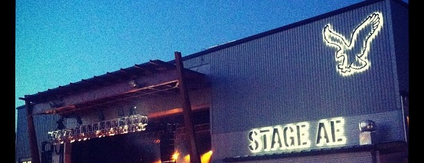 Stage AE is one of Events To Visit....