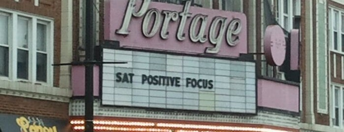 Portage Theater is one of Zoetrope ( Worldwide ).