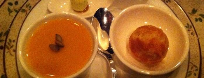 Picholine is one of The Platt 101: NYC's Best Restaurants.