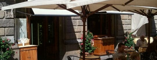 Rivoire is one of Weekend romantique à Firenze <3.
