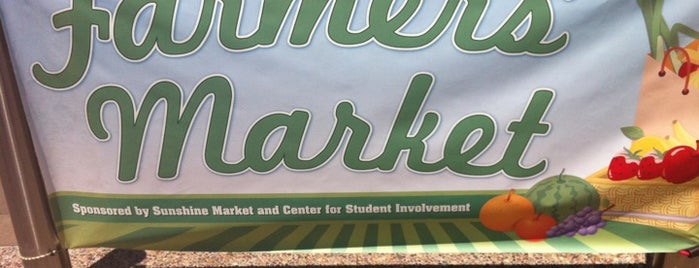 UCSD Farmer's Market is one of Things to do in San Diego.