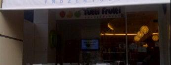 Tutti Frutti is one of Island Plaza.
