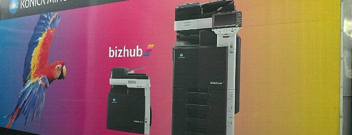 Konica Minolta Business Solutions Asia Pte Ltd is one of OFFICE VOL.2.