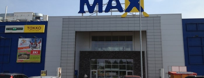 ZOC MAX is one of MALLS/SHOPPING CENTERS in Slovakia.