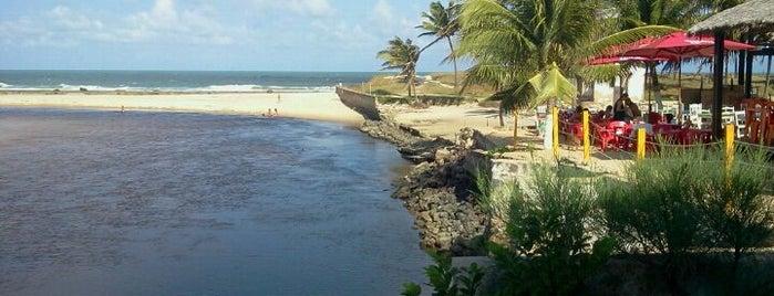 Barraca do Tonho is one of Barra de Cunhaú.