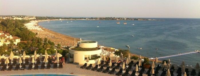 Melas Resort Hotel is one of Turkiye Hotels.