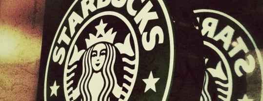 Starbucks is one of The 13 Best Places for Reggae in San Antonio.