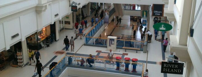 County Mall is one of Best places in Crawley, UK.