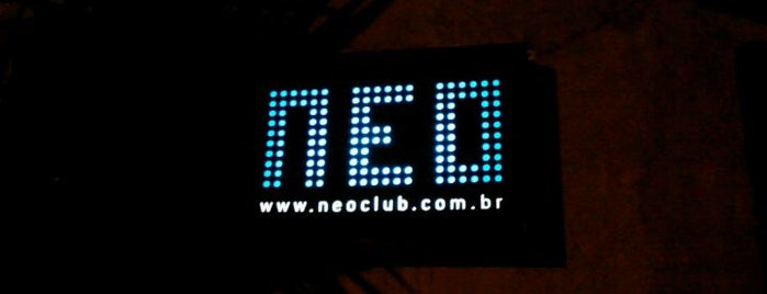 Neo Club is one of Noite LGBT.