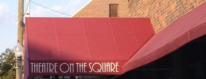 Theatre on the Square is one of 300 Days of Indy.