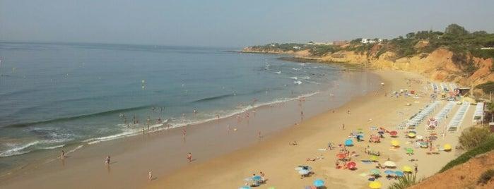 Praia Maria Luisa is one of Algarve.