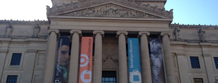 Brooklyn Museum is one of Free Museums in NYC.