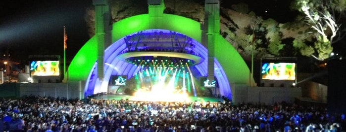 The Hollywood Bowl is one of Los Angeles by an LA Local.