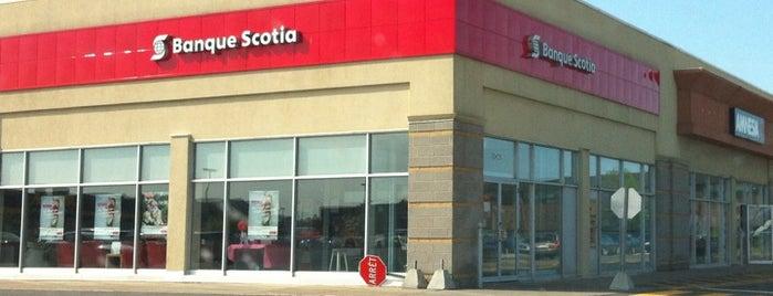 Banque Scotia is one of DEUCE44 III.