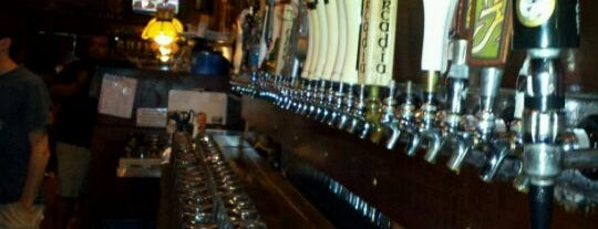 Ashley's Ann Arbor is one of Draft Mag's Top 100 Beer Bars (2012).