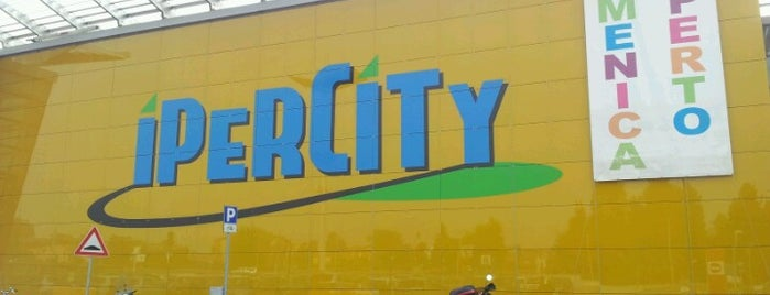 Centro Commerciale Ipercity is one of Veneto best places.