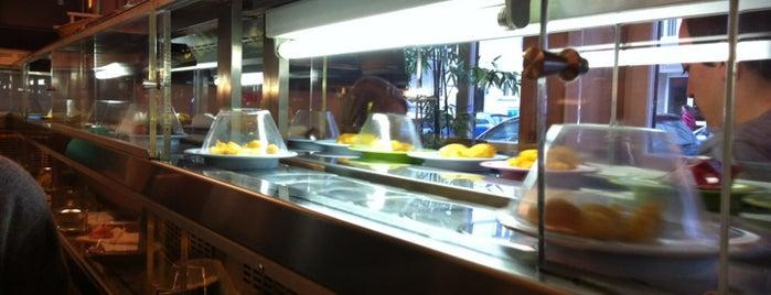 Tenmaya is one of Bars + Restaurants.