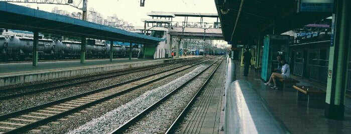 Kwangwoon Univ. Stn. is one of Subway Stations in Seoul(line1~4 & DX).
