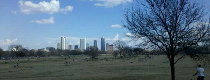 Zilker Park is one of Austin Area Parks.