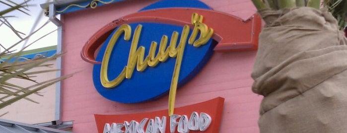 Chuy's is one of Food Bucket List.