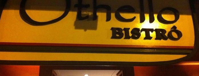 Othello is one of Restaurantes de Recife.