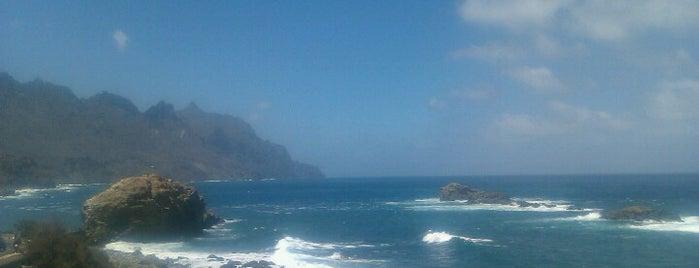 Playa de San Roque is one of Islas Canarias: Tenerife.