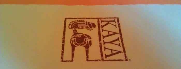 Kaya is one of Favorites.
