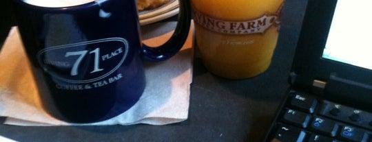Irving Farm Coffee Roasters is one of Best Coffee Spots ( aka Killer Coffee).