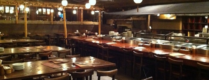 Gonpachi is one of Japan must-dos!.