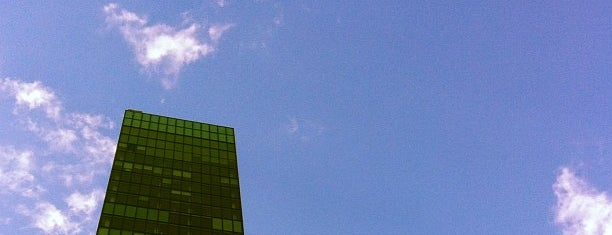 Vienna Twin Tower is one of Vienna.