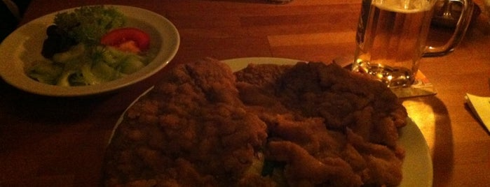 Austria is one of Berlin - Best Schnitzel in Berlin.