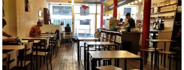 Prufrock Coffee is one of London Coffee Crawl.