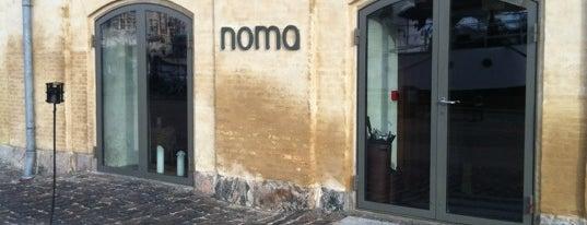 Noma is one of Copenhagen #4sqCities.