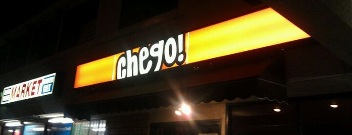 Chego! is one of Must try.
