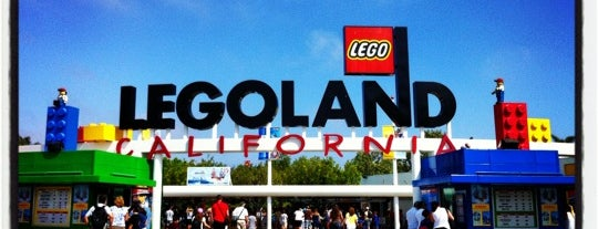 Legoland California is one of San Diego To-Do List.