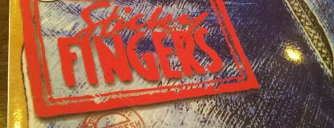 Bill Wyman's Sticky Fingers is one of The Burger Report.
